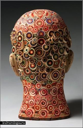 Резные скульптуры Майкла Ферриса