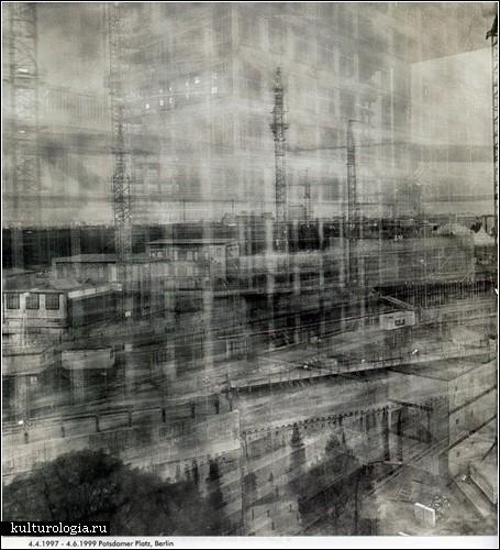 Фотография длиною в годы. Проект Майкла Уэсли