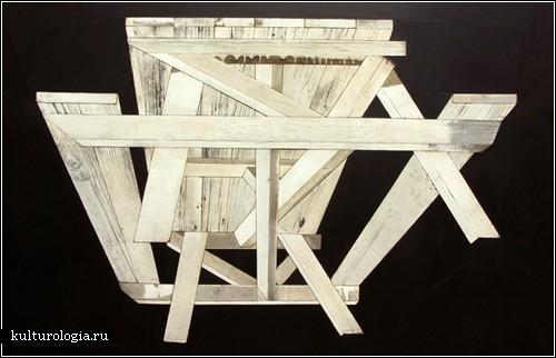 Творчество Майкла Зелехоски: от 3D к 2D