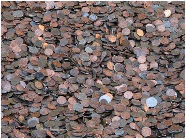 Penny Harvest Field – инсталляция в один миллион долларов