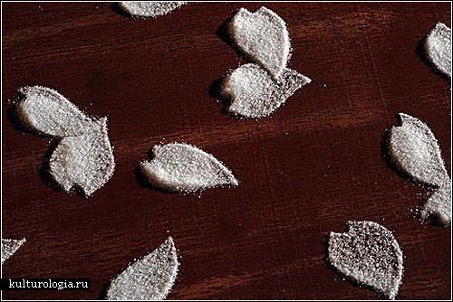 Инсталляции из соли от Мотои Ямамото