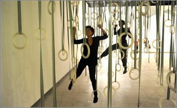 «Move: Choreographing You» - визуально-танцевальная выставка в Лондоне