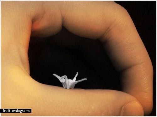 <br>Миниатюрные оригами Mui-Ling Teh