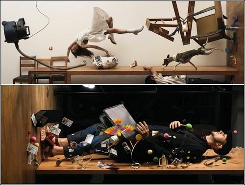 Проблемы с гравитацией в фотографиях Nam