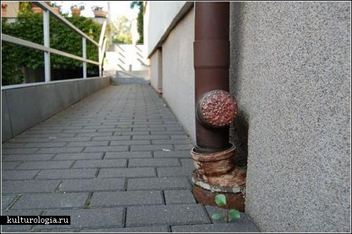 Городские украшения от NeSpoon