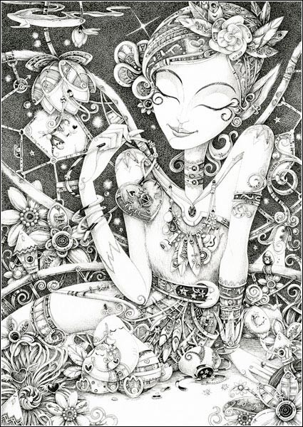 Волшебные истории в иллюстрациях Отто Бьорника