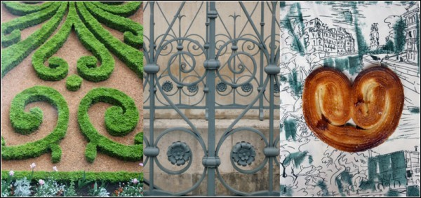 Сладкий Париж от Susan Hochbaum
