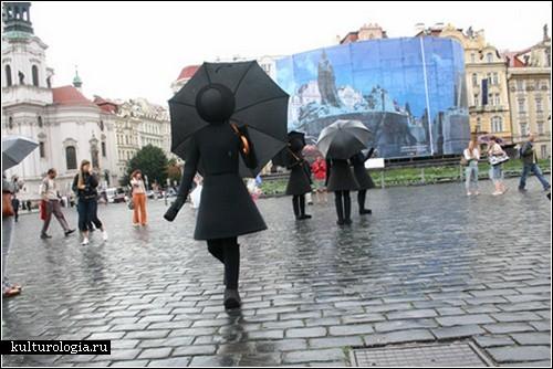 «The Pedestrian Project» от Иветт Хелин