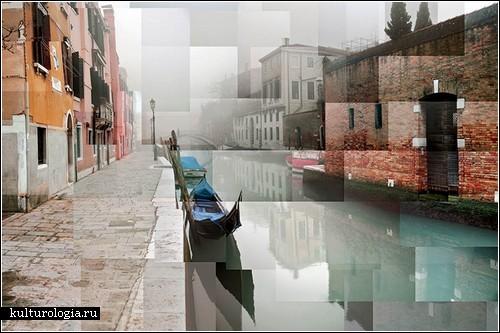 Фотографические паззлы Пепа Вентосы