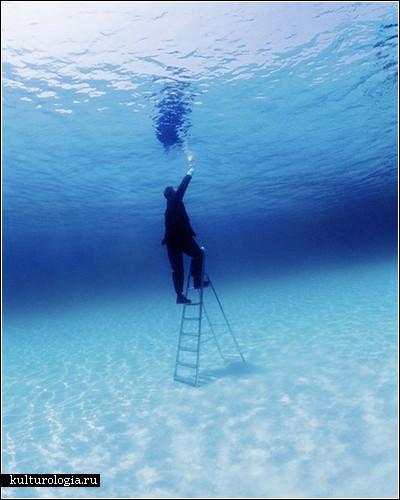 Нарушая законы гравитации. Фотографии Филиппа Рамета