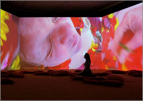 Инсталляции Пипилотти Рист. Классика мирового видеоарта