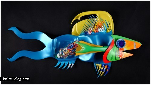 «Пластиквариум» Дэвида Эдгара