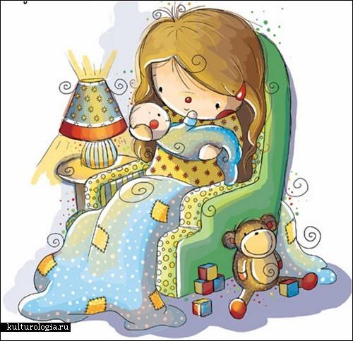 Иллюстрации Рейчел Энн Миллер