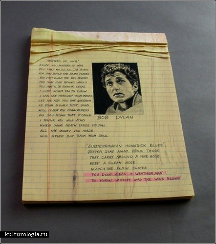 Бумага, выпиленная из дерева. Скульптуры Рэндалла Розенталя