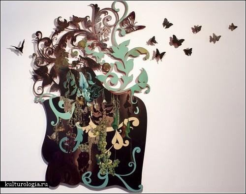 Нестандартные картины Резы Блэтман