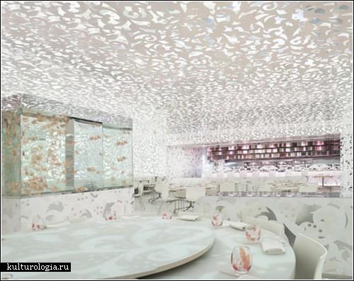 Дизайн интерьера ресторана Beijing Noodle No. 9