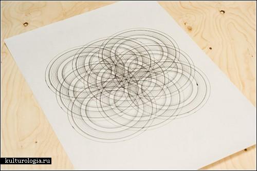 Геометрия и искусство Ричарда Сарсона