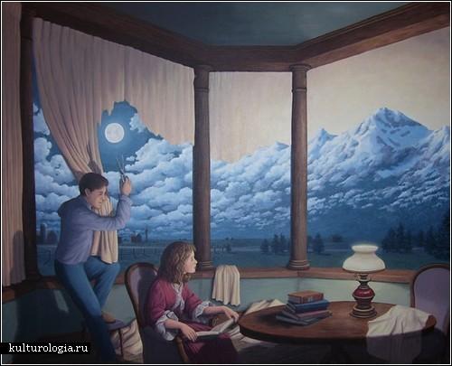 <br>Живопись Роба Гонсалвеса: попытка поверить в невозможное