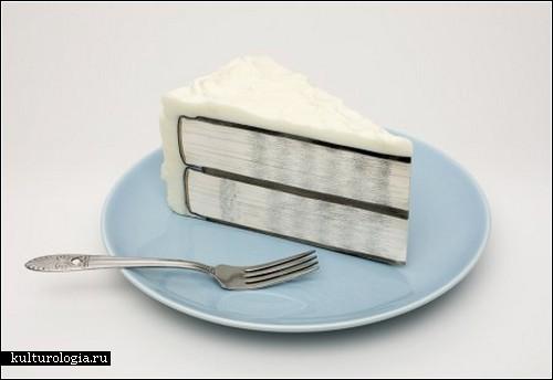 Robert The: искусство вырезания книг