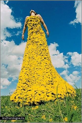 Креативная мода от Робин Баркус