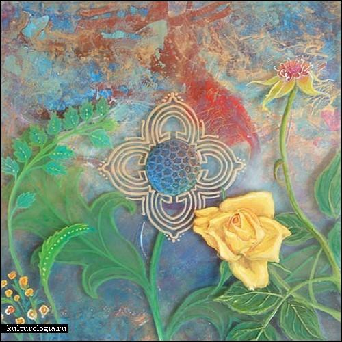 «Мечтательная медитация» от Робин Юртон