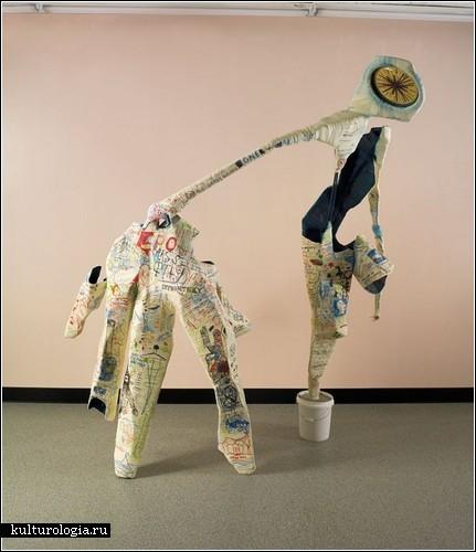 Скульптуры Райана Джонсона
