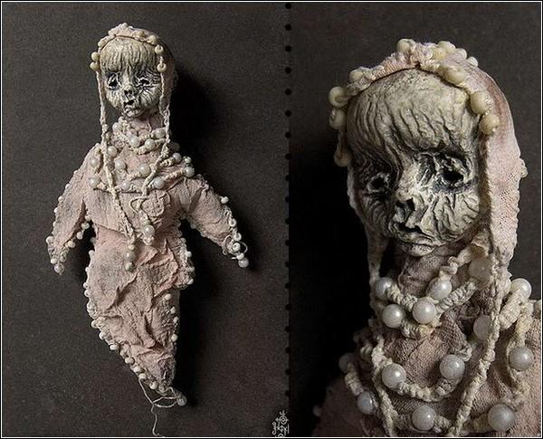 Куклы-монстры Шейна Эрина