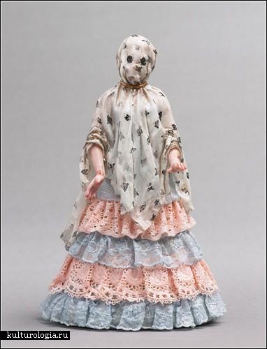 Странная красота в скульптурах Шери Бойль