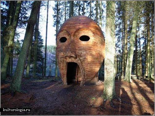 Silvas Capitalis – лесной страж от SIMPARCH