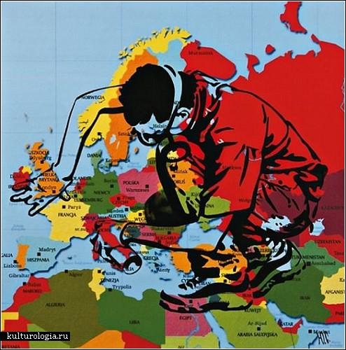 Урок географии от Юрия Соломко