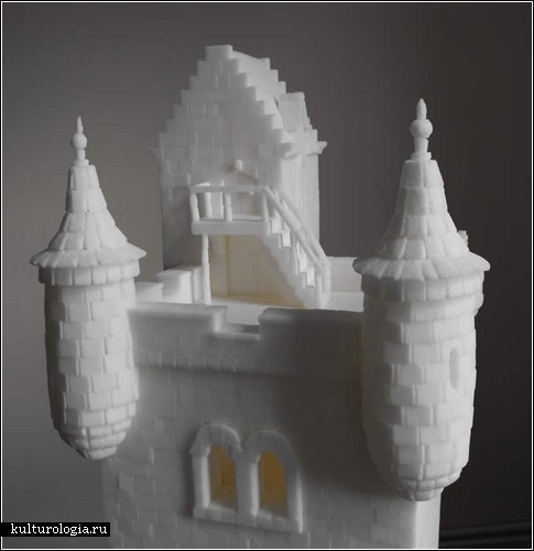 Сладкие скульптуры Брендана Джемисона