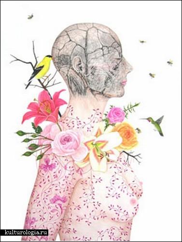 <br>Бесконечная женственность на картинах Сьюзан Джемисон