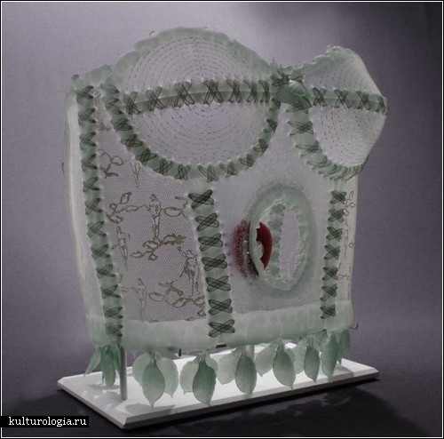 Скульптуры из сшитого стекла от Сьюзан Тейлор-Глазго