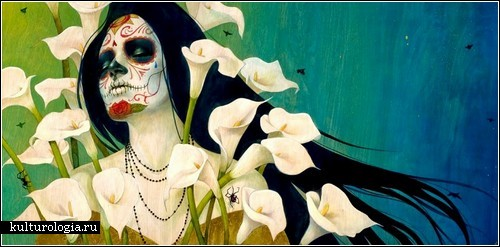 Мрачные соблазнительницы с картин Сильвии Джи