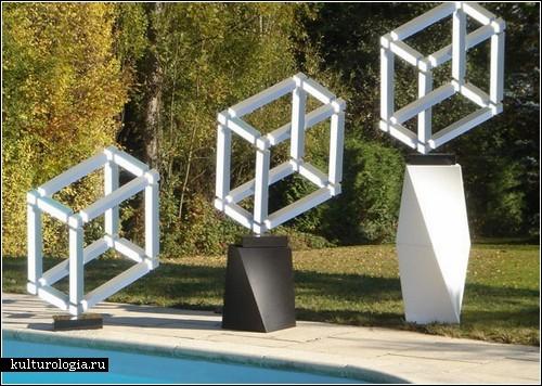 «Невозможные фигуры» в скульптуре Фрэнсиса Табари