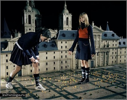 «Подростковые истории» Джулии Фуллертон-Баттен