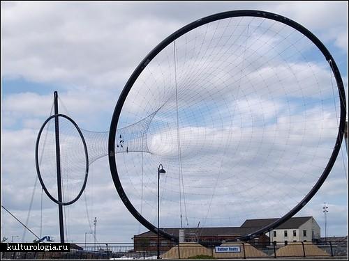 «Temenos» - самая большая скульптура Великобритании