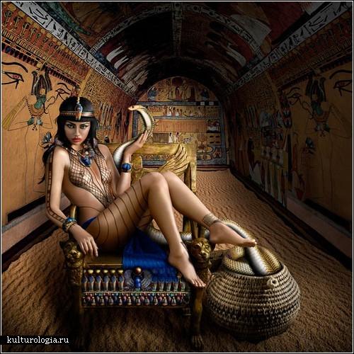 Клеопатра (69-30 гг до н.э.)