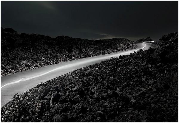 Загадочные пейзажи от фотографа Тима Симмонса