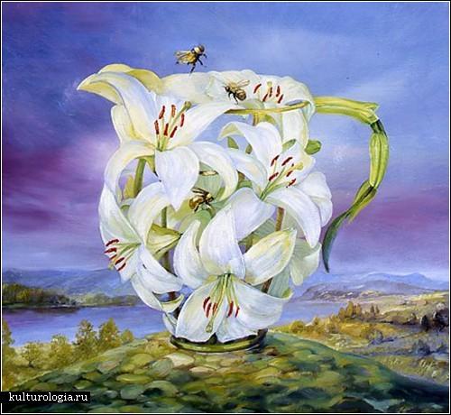 Цветущий мир Тимоти Мартина