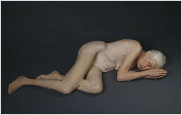 Не совсем прекрасные скульптуры от Тип Толенд