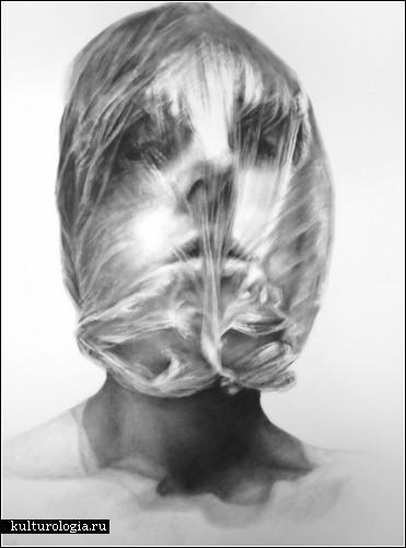 «Vacuum» - депрессивные картины Мелиссы Кук