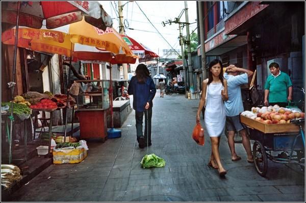 Прогулки с капустой по улицам города