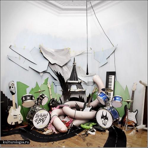 «The Travels of Bad» - путешествия с гитарой в руке от Зандера Блома