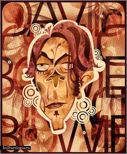 Иллюстрации мексиканского автора Альберто Чериттено (Alberto Cerriteno)