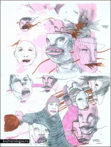 Эмоции и впечатления от художника Fionn McCabe