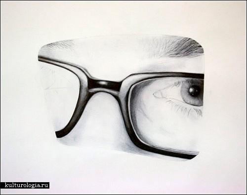 Рисунки фотографического качества. Творчество Индиго О`Рурке (Indigo O'Rourke)