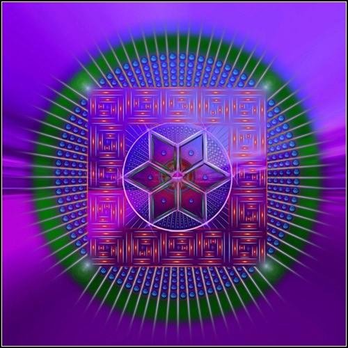 Геометрическая пропорция цифровых иллюстраций Яноша (Janosh)