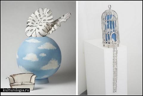Маленький керамический мир Катерины Морлинг (Katherine Morling)