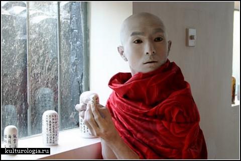*Топающие танцы* Lee Swee Keong. Современная философия буто